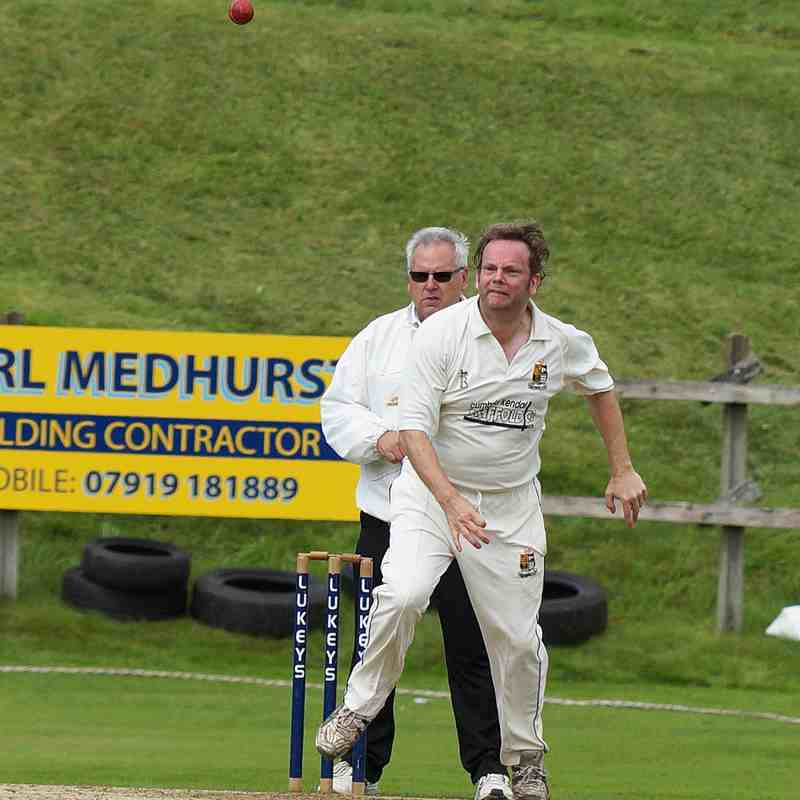 Netherfield v Chorley (Saturday 12 August)