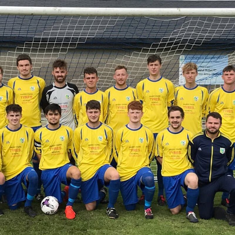 1st team lose to Furness Rovers 0 - 2