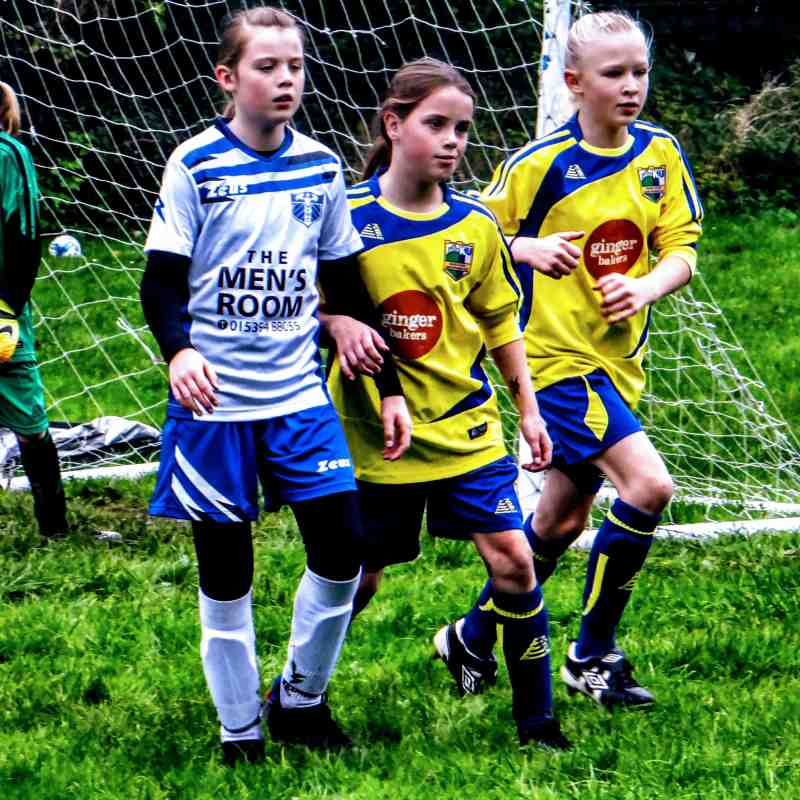 Kendal United Girls Under 11