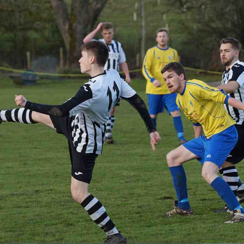 Kendal United v Croston Sports (Saturday 11 November)