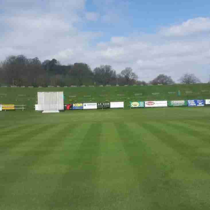 Nudger Park in great shape