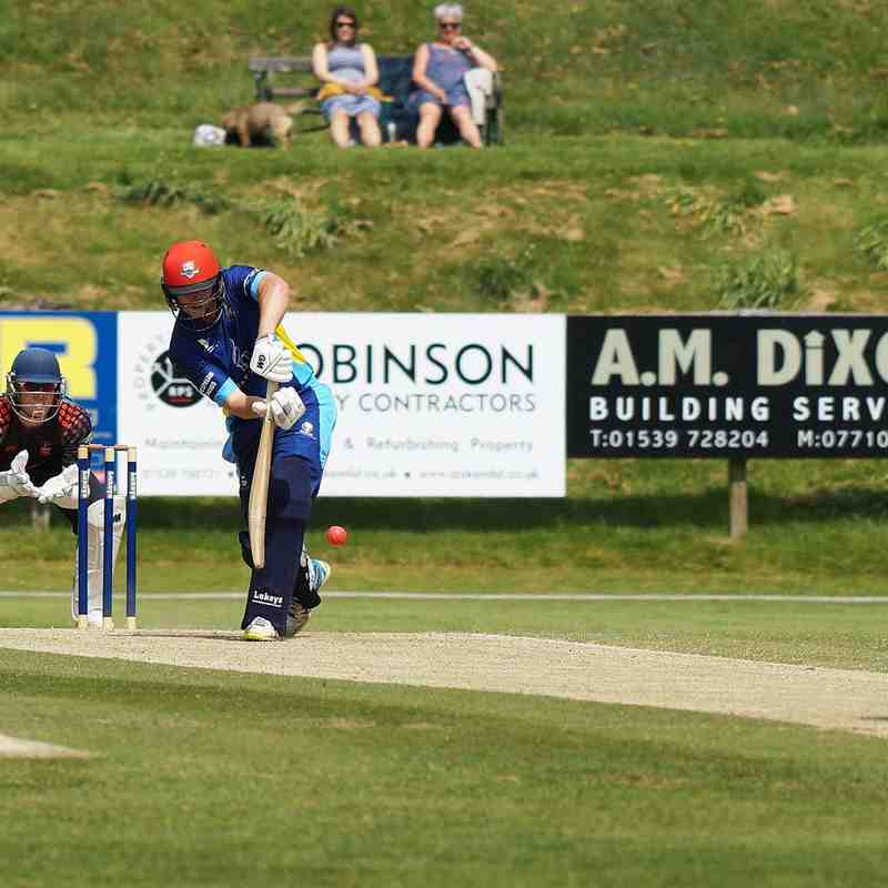 Netherfield v Barrow and Penrith (T20, Sunday 27 May)