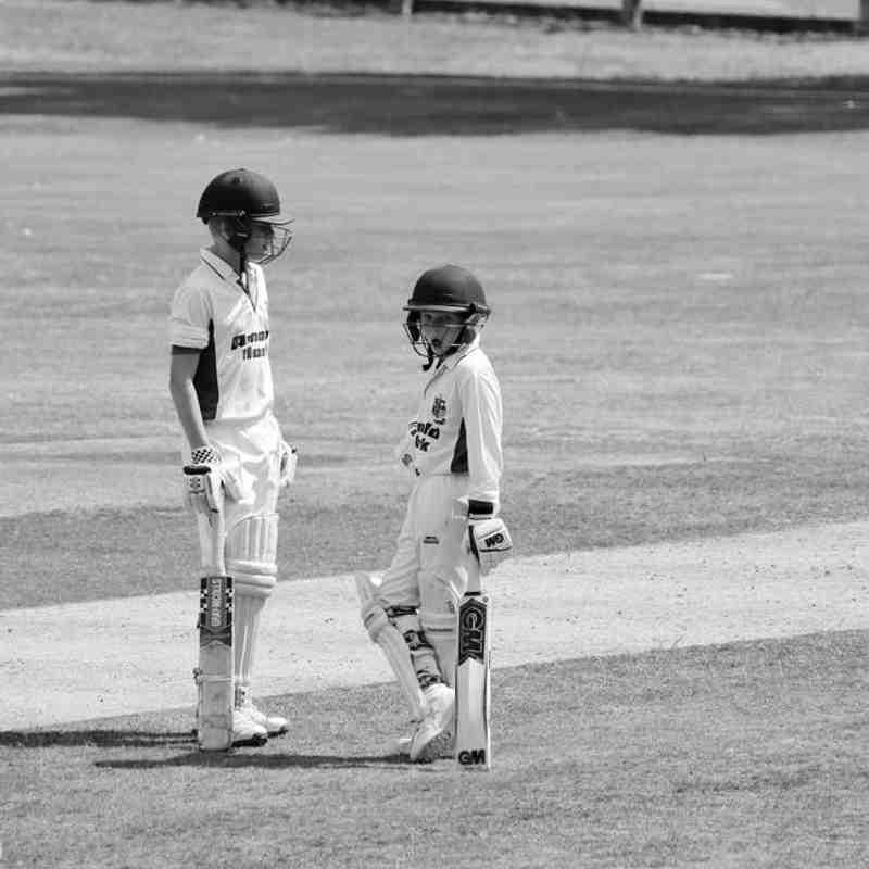 Under 13s v Carlton (Photographs courtesy of Michelle Bigland)