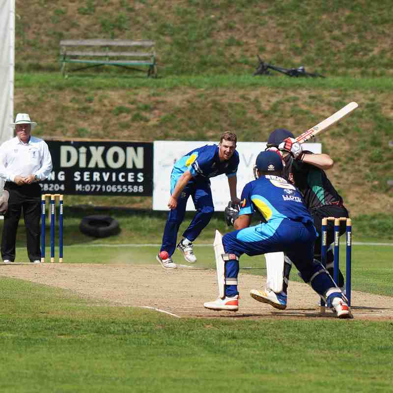 Netherfield V Barrow (Benchmarx 40 Over Cup 1/4 Final Sunday 5 August)