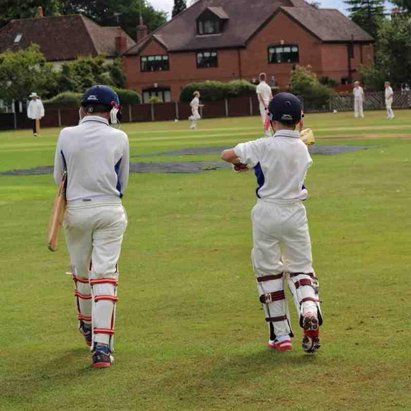 Under 13s National Finals @ Neston Cricket Club (Photos courtesy of Michelle Bigland