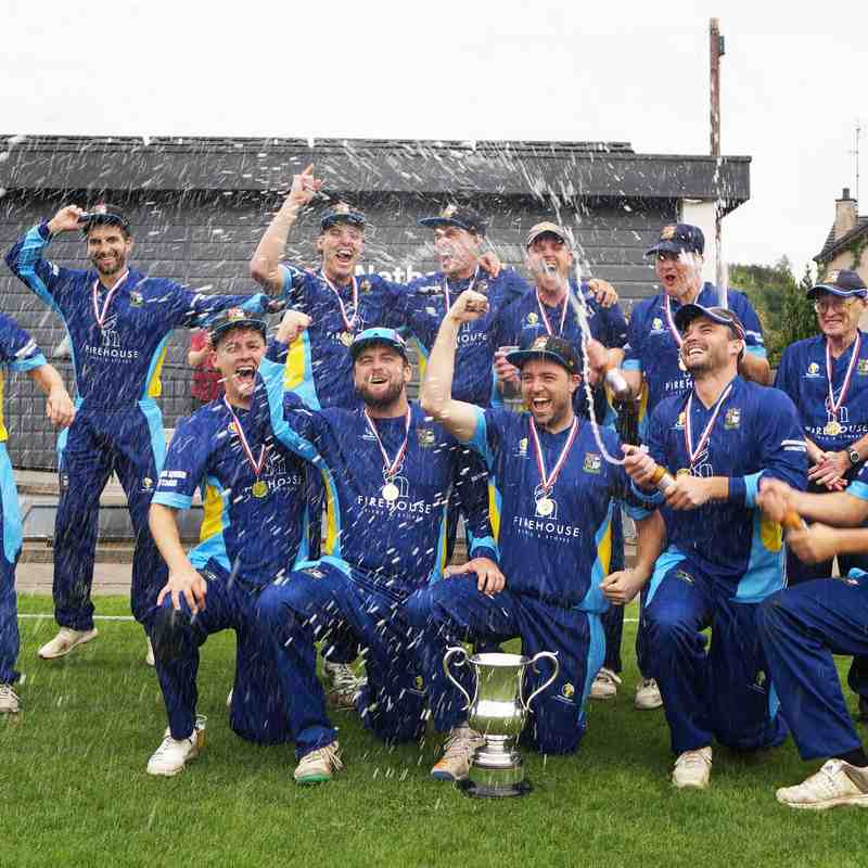 Netherfield 40 over Cup Winners 2018