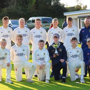 Under 16s clinch league title