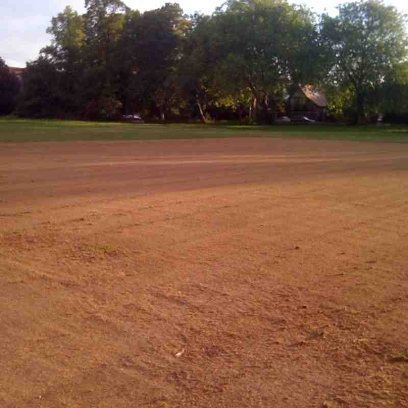 Pitch renovations for 2011 Season
