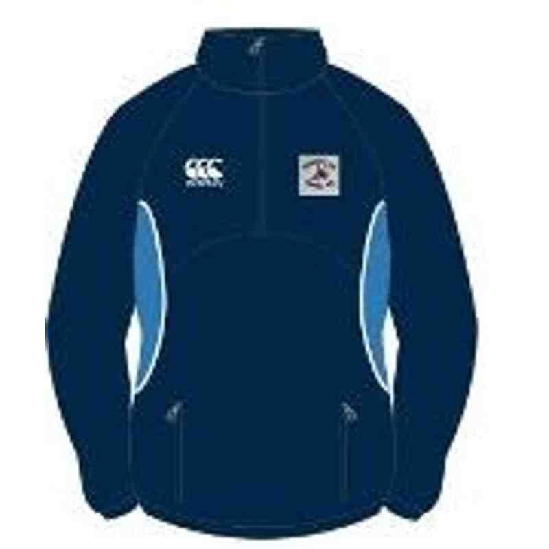 Canterbury 1/2 Zip Training Jacket