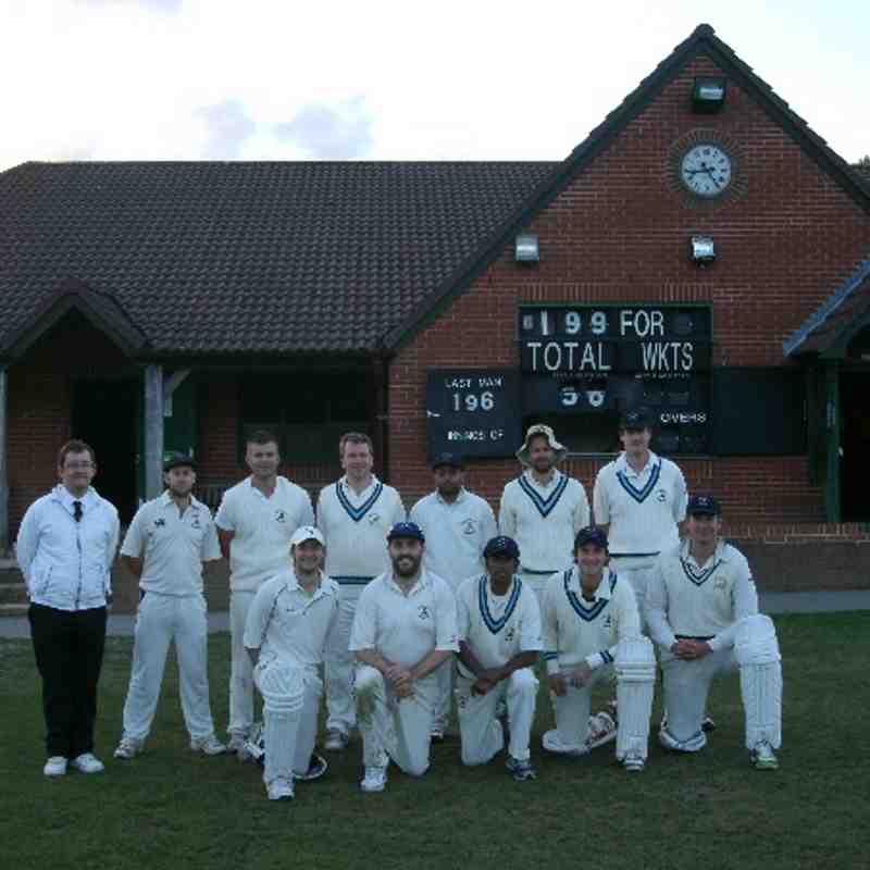 2s victorious to avoid relegation
