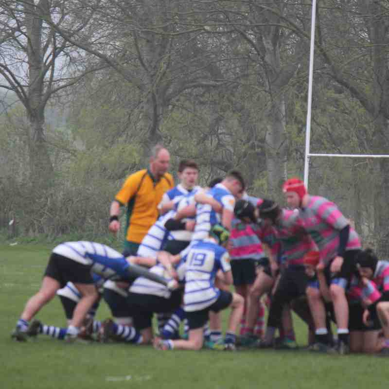 U16 V Olney 7th April - Gail 1 of 2