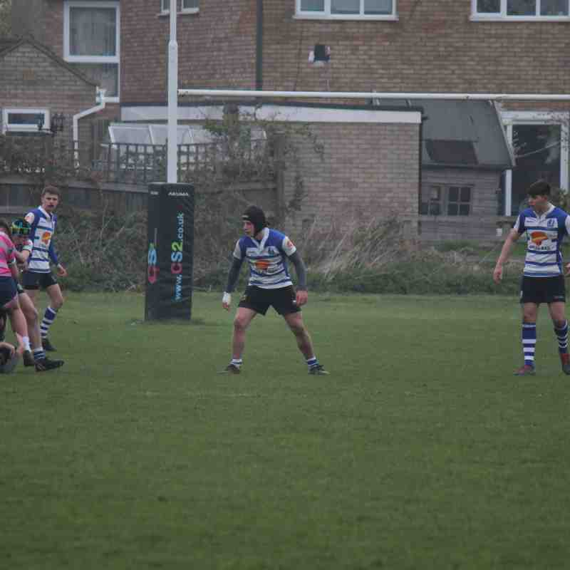 u16 v Olney 7th April - Gail 2 of 2