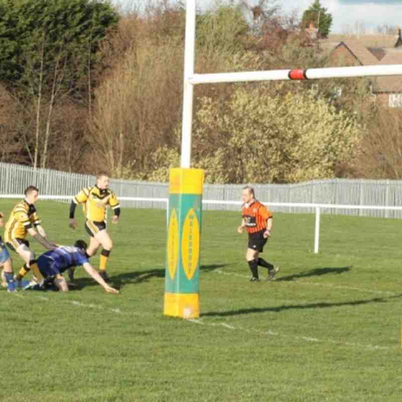 Dodworth Away 17th March 2012