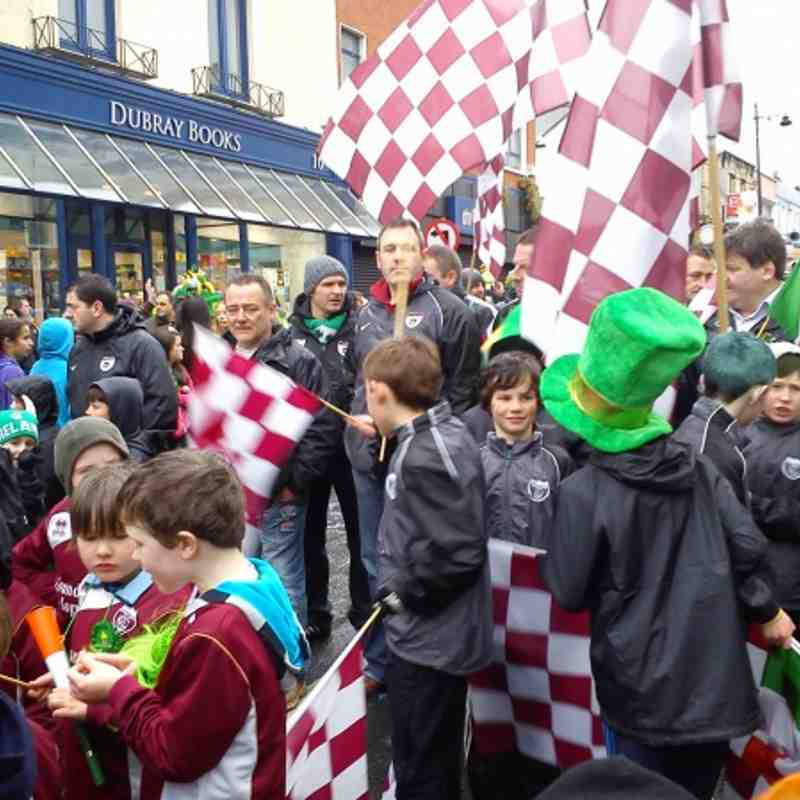 2013 St Patrick's Day Parade