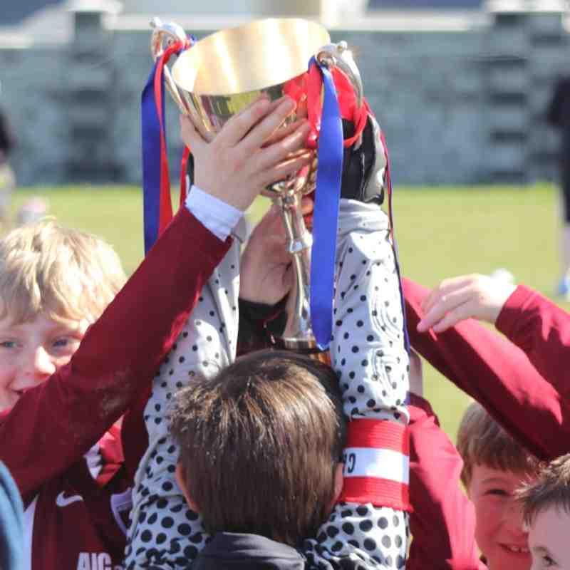 U8 SDFL Cup Final 20/04/13 - Ardmore 3 Granada 0