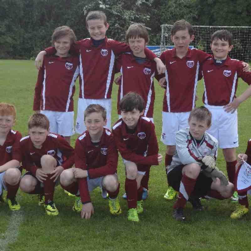 U11 DDSL Cup Final - 11th May 2014