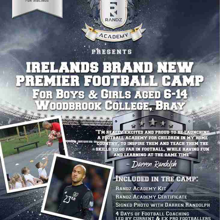 Randz Academy Football Camp