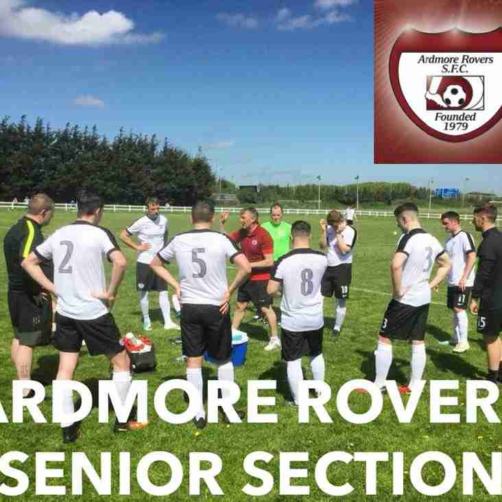 IMPORTANT NOTICE - Senior Pre-Season Start Moved