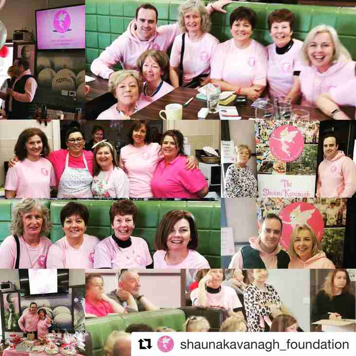 Message From the Shauna Kavanagh Foundation