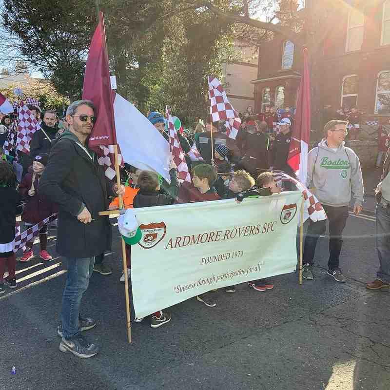 Bray St. Patrick's Day Parade 2019