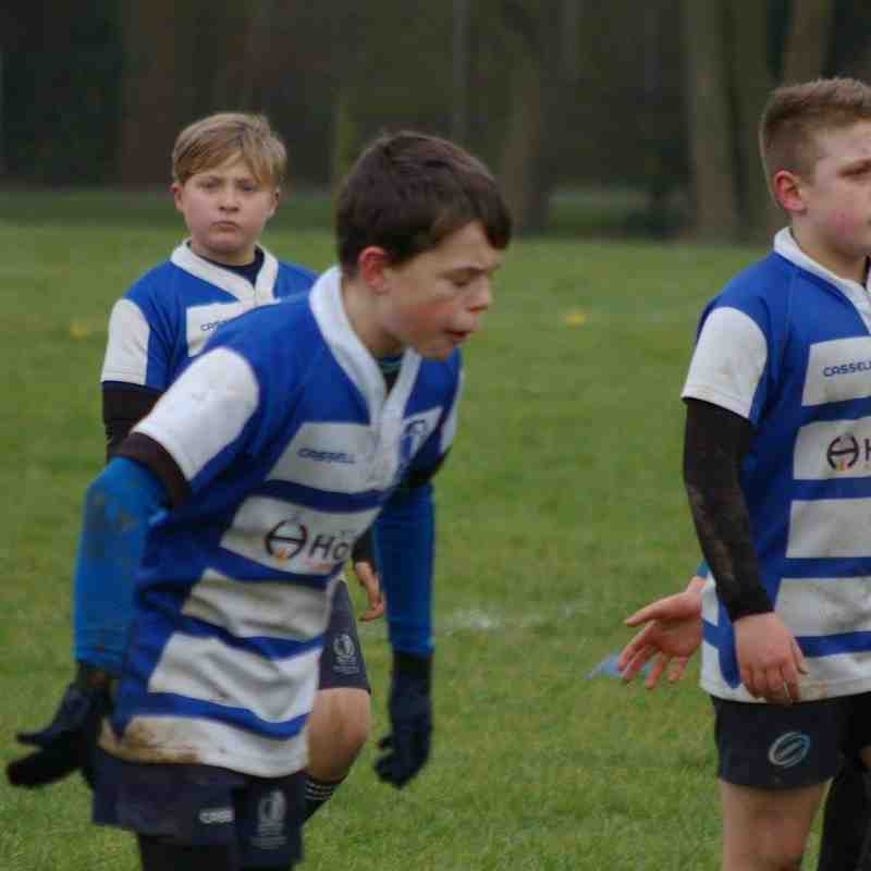 U11's KRFC V Mkt Harborough