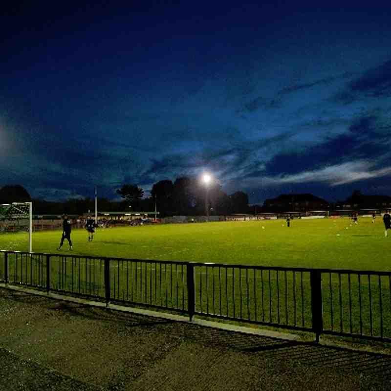 Bognor Regis Town.Vs.Cray Wanderers