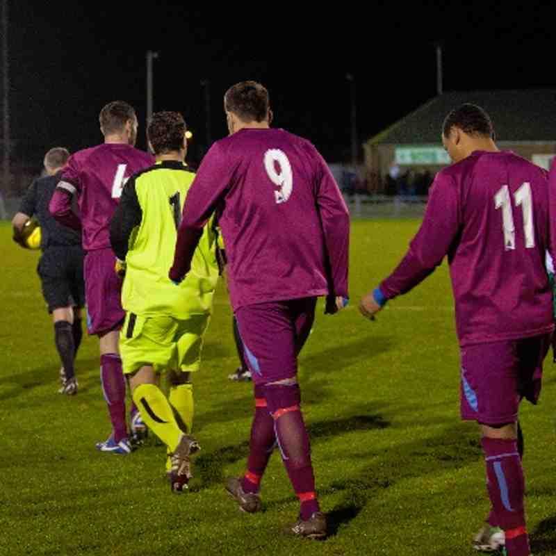 Bognor Regis Town.vs.Eastbourne United AFC