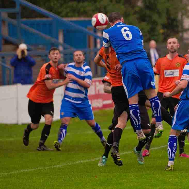 Result: Lancaster City 2 - 0 New Mills