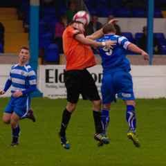 Result: Lancaster City 3 - 1 Kendal Town