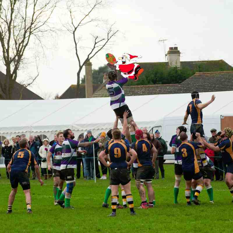 Bognor RFC.Vs.Ellingham & Ringwood RFC.12/12/2015