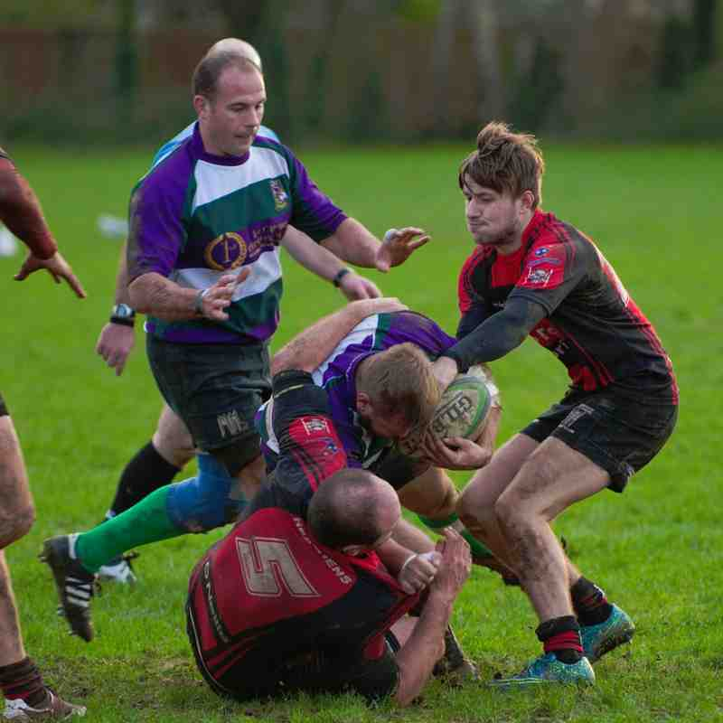 Bognor RFC.Vs.Fareham Heathens RFC.19/12/2015