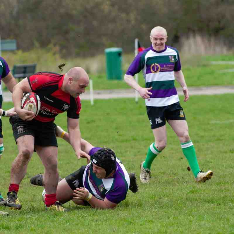 Fareham Heathens.Vs,Bognor RFC 16/04/2016