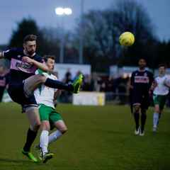 Dulwich Hamlet 1-2 Charlton Athletic Xi