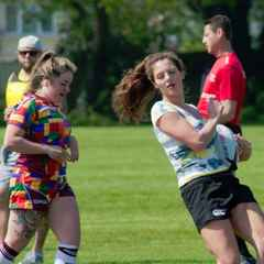 Bognor 7s Hove Ladies Team
