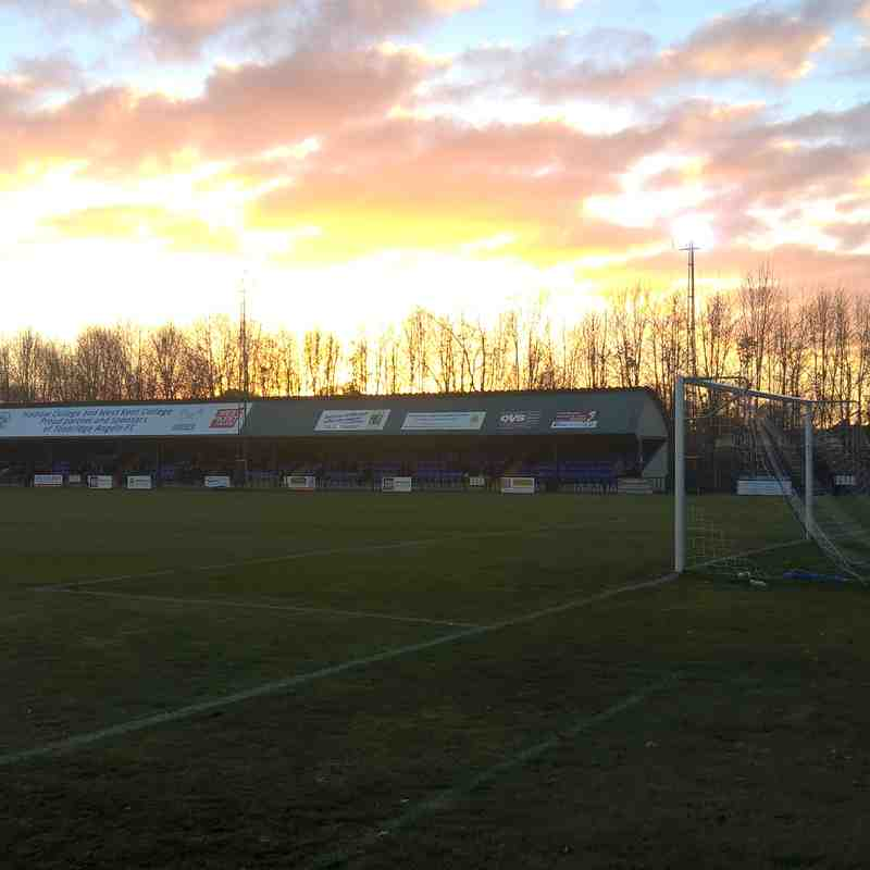 Tonbridge Angels Vs Bognor Regis Town.03/12/2016