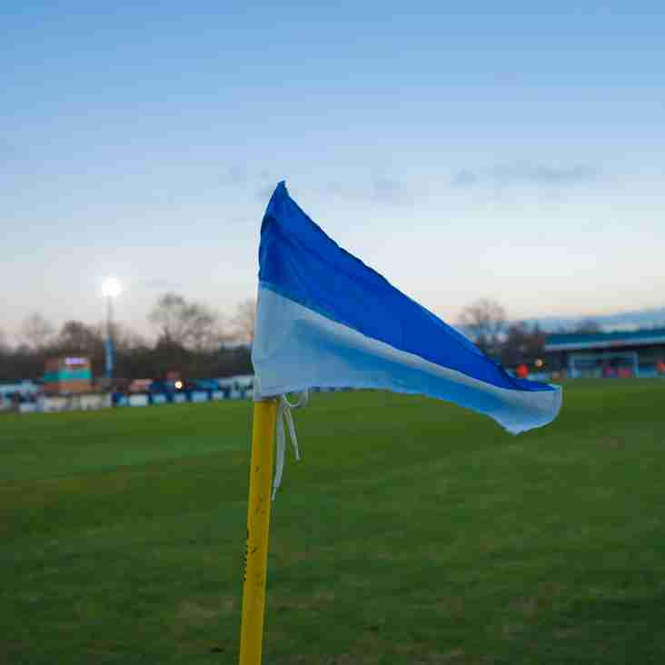 Angels U21s vs Corinthian : Match postponed :20.01.18.