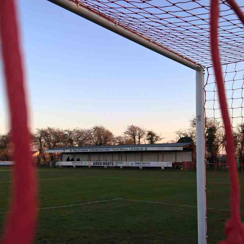 wick.Vs Chichester City 18/02/2017
