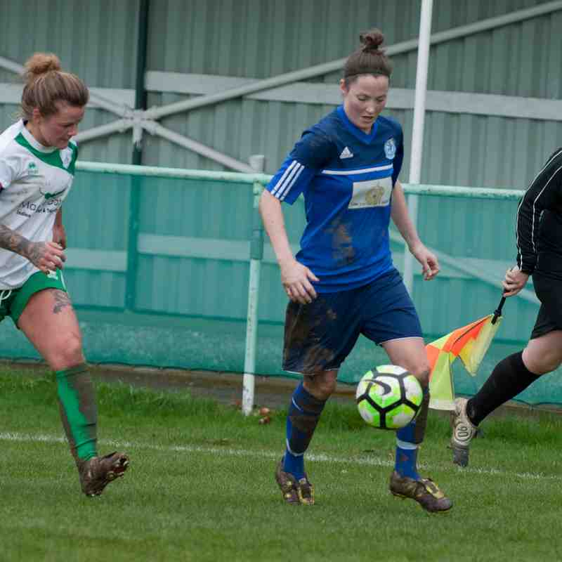 Chichester City Ladies.Vs.Larkhall Athletic.12/03/2017