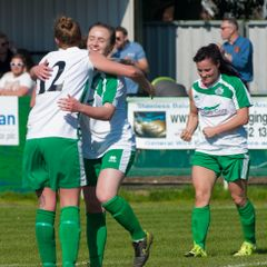 Chichester City Ladies.Vs.Plymouth Argyle Ladies.09/04/2017 Second Half
