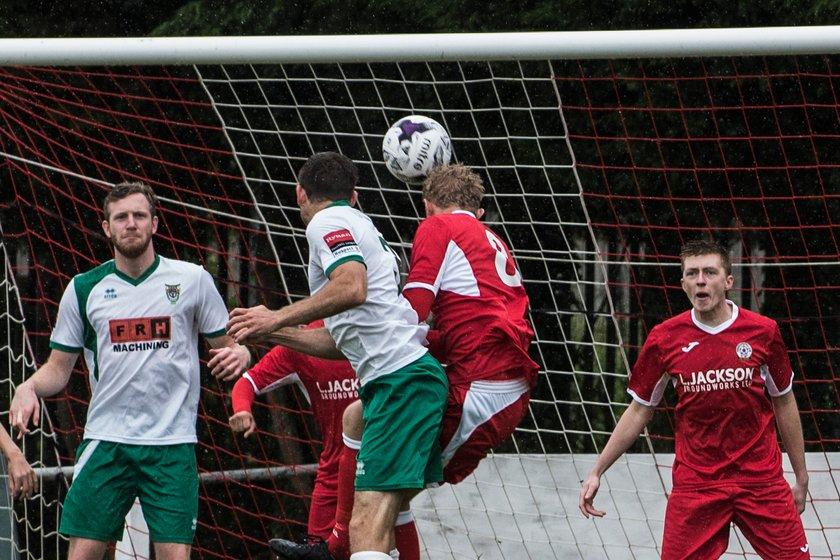 6 Goal Thriller At Horndean FC