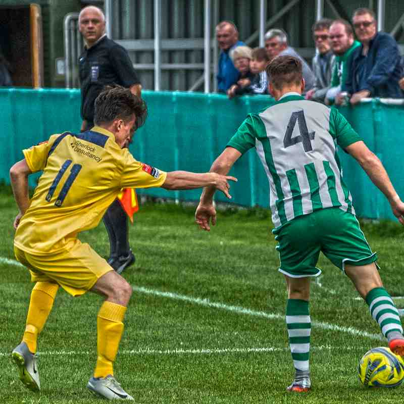 Chichester City Vs Hastings United.01st August 2017