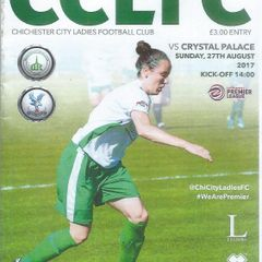 Chichester City Ladies.Vs.Crystal Palace Ladies Part One