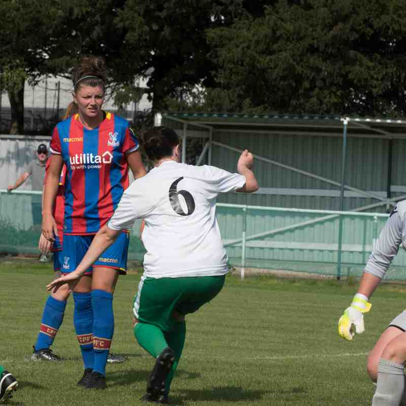 Chichester City Ladies.Vs.Crystal Palace Ladies Part Two