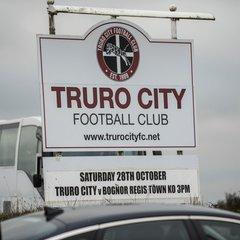 Truro City Vs Bognor Regis Town.28/10/2017