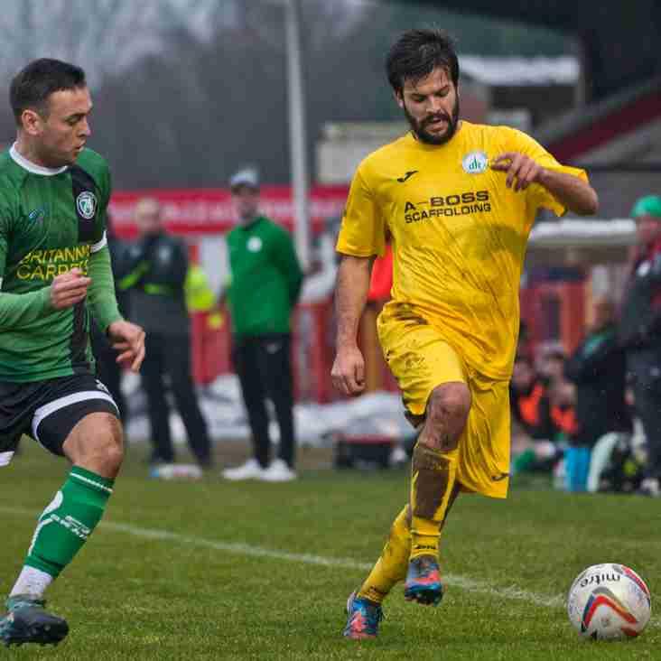 Last Minute Goal Ends City FA Vase Run