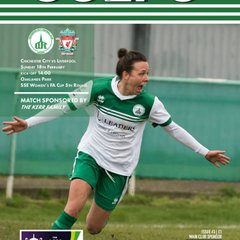 Chichester City Ladies Vs Liverpool Ladies 18/03/2018 Part One