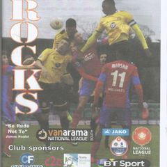 East Thurrock United Vs Welling United 10/03/2018