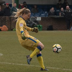 Chichester City Ladies Vs Gillingham Ladies 25/03/2018
