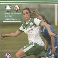 Chichester City Ladies Vs Swindon Town Ladies Part Three