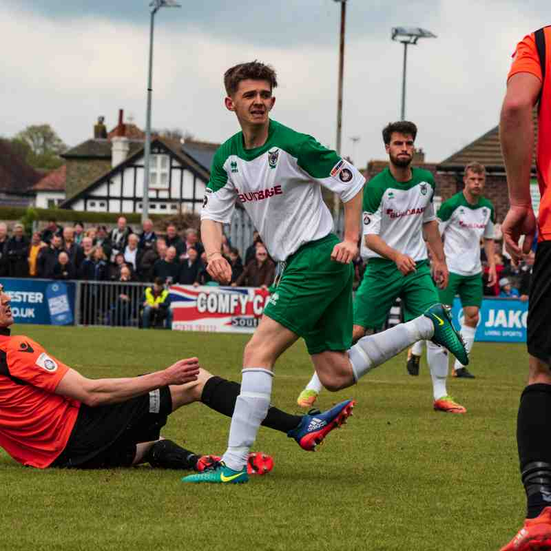 Bognor Regis Town Vs Dartford Part One
